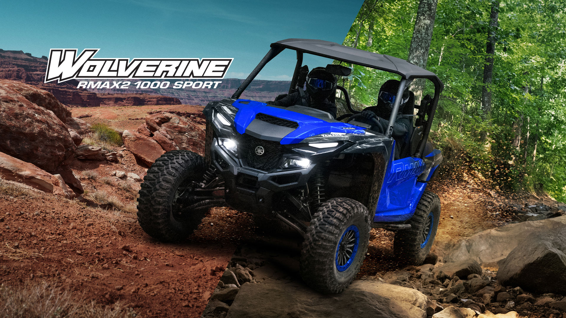 NEW Yamaha 2022 Wolverine RMAX2 1000 Sport